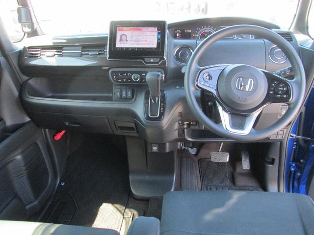 G・EXホンダセンシング 4WD 衝突軽減ブレーキ オートスライドドア メモリーナビ フルセグTV バックカメラ ブルートゥース対応 横滑り防止 車線逸脱信号 シート&ミラーヒーター シーケンシャルウインカー USB ETC(8枚目)