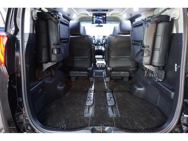 2.5S 4WD/WALDフルエアロ/WALD20AW/アルパインBIG‐Xナビ/フリップダウンモニター/2色切り替え式フォグ/シートカバー/エンジンスターター/ドラレコ/レーダー/ETC/Bカメラ(42枚目)