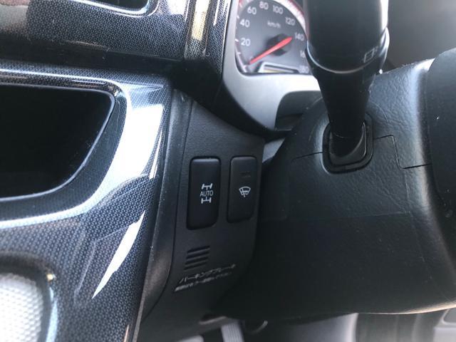4WD切替スイッチ、フロントワイパーデザイアー付き