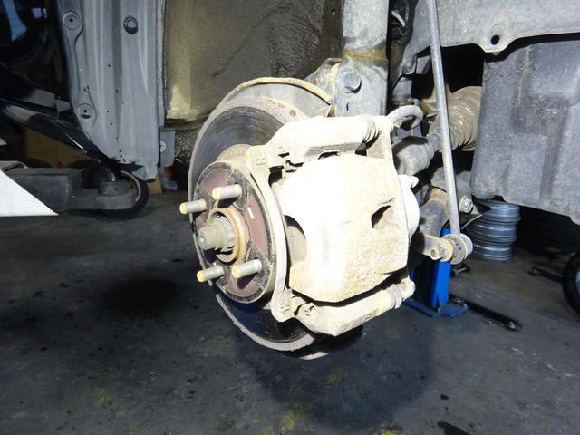 F 4WD オプション装備多数 スマートキー プッシュスタート 寒冷地仕様 ETC HID オートライト 電動格納ドアミラー ドアバイザー(75枚目)