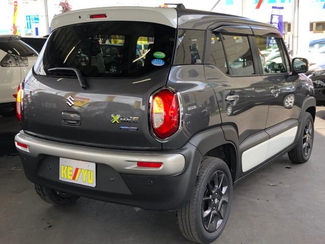 ハイブリッドMZ 4WD・禁煙車・レーダーブレーキサポート・メモリーナビ・フルセグTV・Bluetooth・ETC・シートヒーター・LEDオートライト・クルーズコントロール・コーナーセンサー・(4枚目)