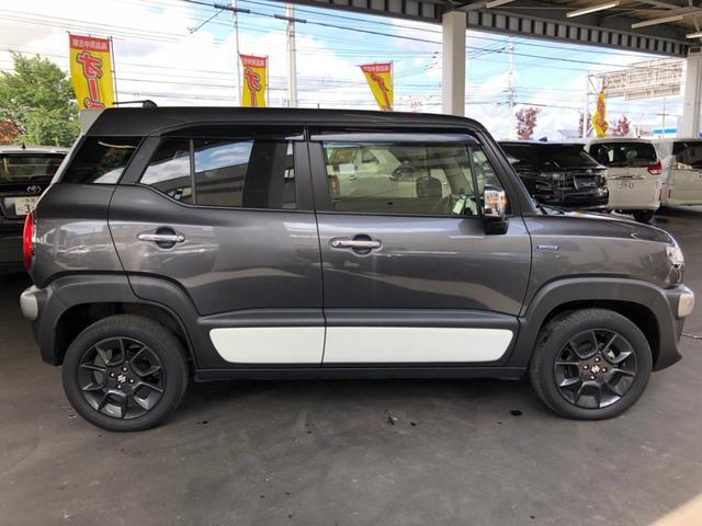 ハイブリッドMZ 4WD・禁煙車・レーダーブレーキサポート・メモリーナビ・フルセグTV・Bluetooth・ETC・シートヒーター・LEDオートライト・クルーズコントロール・コーナーセンサー・(8枚目)