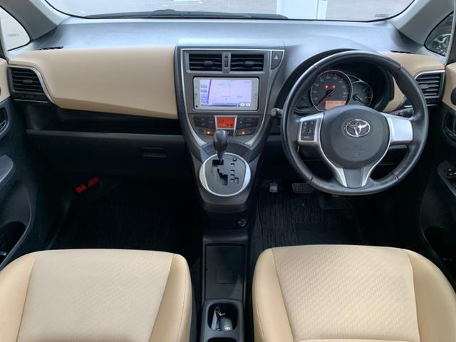 G 4WD・禁煙車・純正SDナビ・ワンセグTV・Bluetooth・スマートキー・スマートエントリー・(2枚目)
