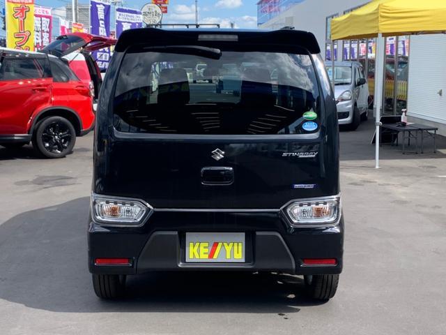 ハイブリッドX 4WD・レーダーブレーキサポート・レーンキープアシスト・シートヒーター・アイドリングストップ・LEDオートライト・純正アルミ・(8枚目)