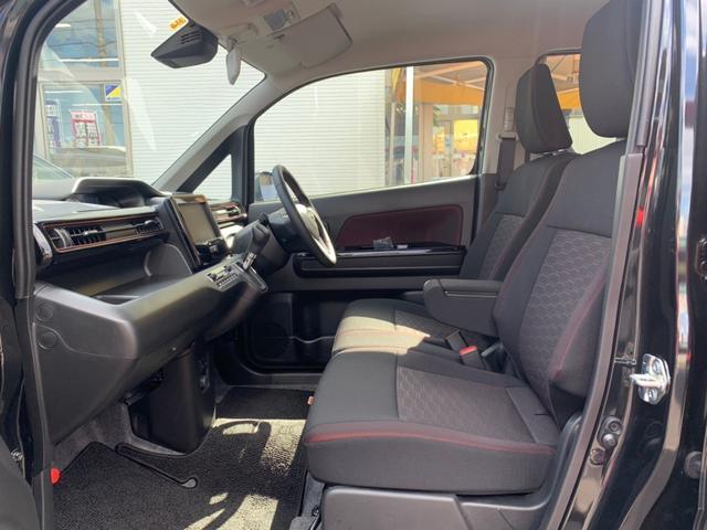 ハイブリッドX 4WD・レーダーブレーキサポート・レーンキープアシスト・シートヒーター・アイドリングストップ・LEDオートライト・純正アルミ・(13枚目)