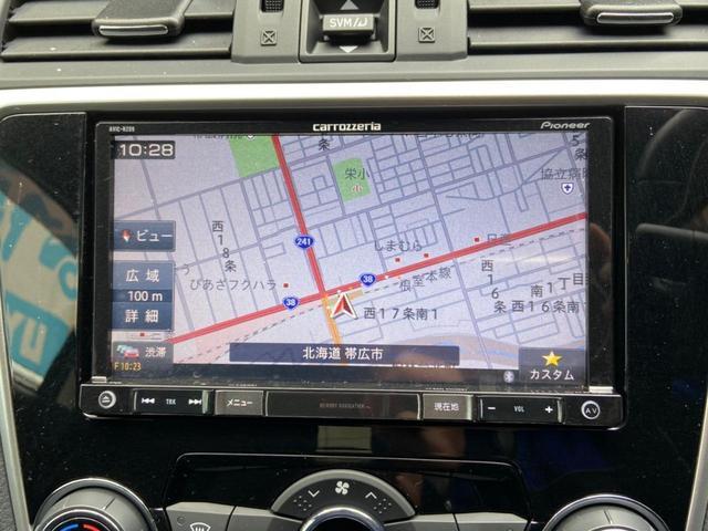 1.6GT-Sアイサイト プラウドエディション 4WD -大阪府仕入- アイサイトVer3搭載・Bluetooth・バックカメラ・サイドカメラ・レーンアシスト・スマートキー・プッシュスタート・電動シート・純正7インチSDナビ・フルセグTV・USB(18枚目)