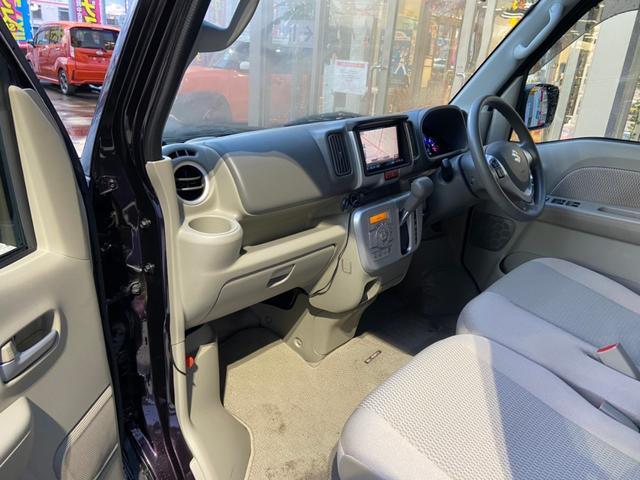 PZターボスペシャル 禁煙・4WD・リフトアップ・衝突被害軽減システム・リアモニター・SDナビ・フルセグTV・BLUETOOTH・バックカメラ・ETC・両側電動スライドドア・社外エンジンスターター(13枚目)