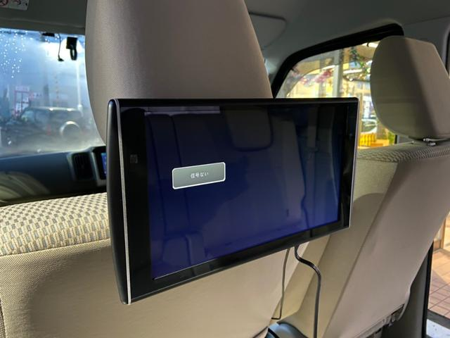 PZターボスペシャル 禁煙・4WD・リフトアップ・衝突被害軽減システム・リアモニター・SDナビ・フルセグTV・BLUETOOTH・バックカメラ・ETC・両側電動スライドドア・社外エンジンスターター(28枚目)