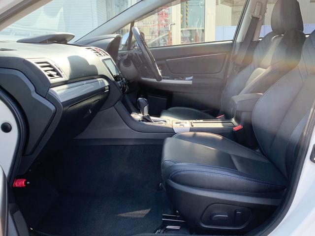 1.6GT-Sアイサイト AWD・禁煙・フリップダウンモニター・純正メモリーナビ・フルセグTV・Bluetooth・サイド&バックカメラ・電動ブラックレザーシート・純正ドラレコ・LEDオートライト・純正18インチアルミ(16枚目)