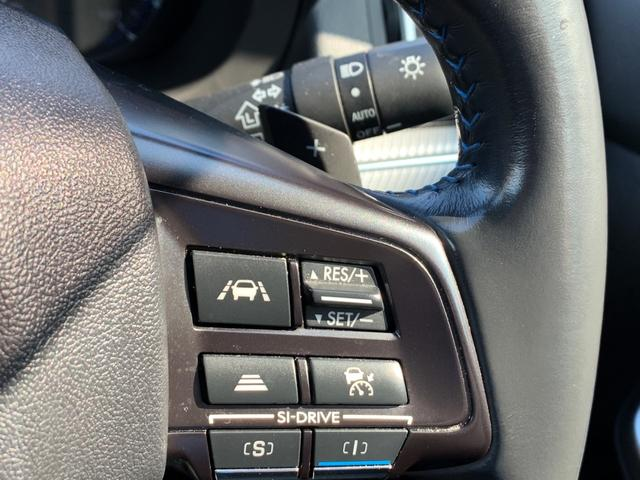 1.6GT-Sアイサイト AWD・禁煙・フリップダウンモニター・純正メモリーナビ・フルセグTV・Bluetooth・サイド&バックカメラ・電動ブラックレザーシート・純正ドラレコ・LEDオートライト・純正18インチアルミ(24枚目)