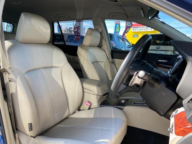 2.5i Lパッケージ 4WD・禁煙・夏冬タイヤ有・純正SDナビ・フルセグTV・Bluetooth・バックカメラ・ETC・クルーズコントロール・電動シート・HIDオートライト・スマートキー・プッシュスタート・純正17アルミ(13枚目)