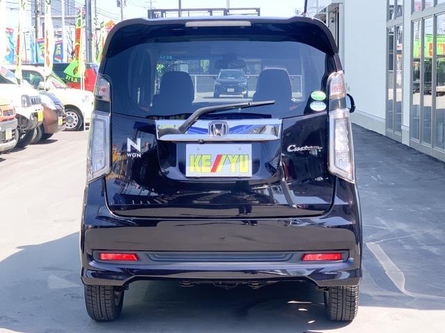 G・Aパッケージ 4WD・禁煙・衝突被害軽減システム・夏冬タイヤ有・純正メモリーナビ・ワンセグTV・Bluetooth・バックカメラ・クルーズコントロール・スマートキー・HIDオートライト・ハーフレザーシート(8枚目)