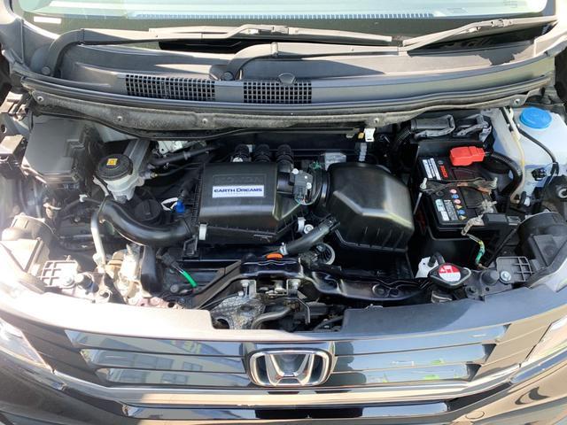 G・Aパッケージ 4WD・禁煙・衝突被害軽減システム・夏冬タイヤ有・純正メモリーナビ・ワンセグTV・Bluetooth・バックカメラ・クルーズコントロール・スマートキー・HIDオートライト・ハーフレザーシート(33枚目)