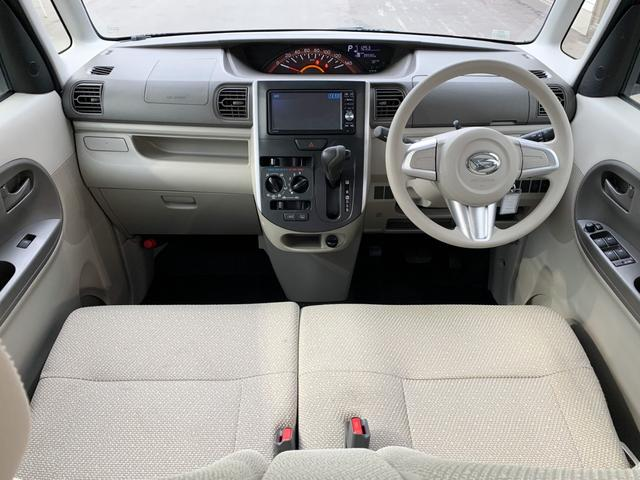 L 4WD・禁煙・夏冬タイヤ有・純正SDナビ・フルセグTV・CD・DVD・Bluetooth・ETC・アイドリングストップ・キーレス・社外14インチアルミ(2枚目)