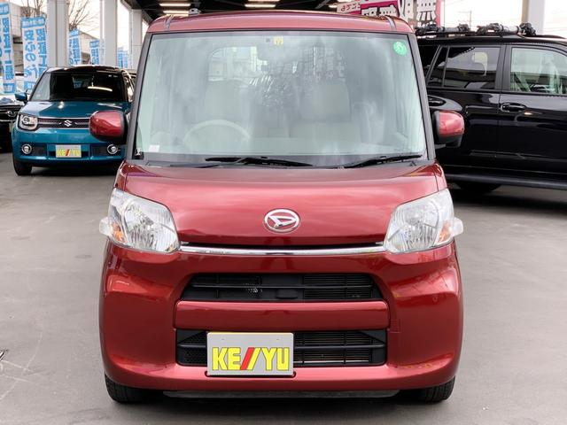 L 4WD・禁煙・夏冬タイヤ有・純正SDナビ・フルセグTV・CD・DVD・Bluetooth・ETC・アイドリングストップ・キーレス・社外14インチアルミ(4枚目)