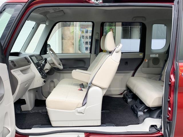 L 4WD・禁煙・夏冬タイヤ有・純正SDナビ・フルセグTV・CD・DVD・Bluetooth・ETC・アイドリングストップ・キーレス・社外14インチアルミ(17枚目)