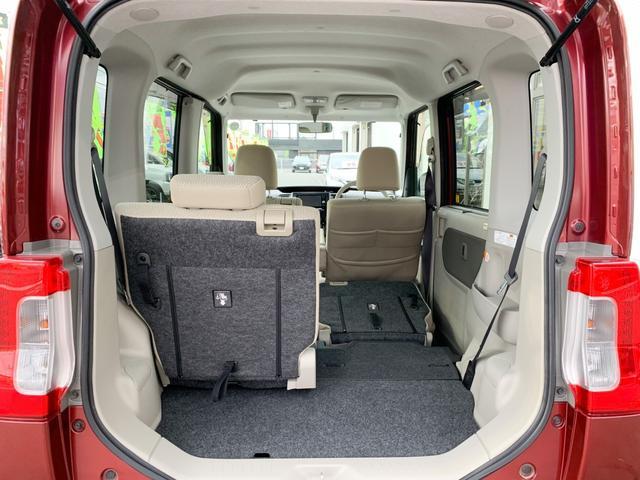 L 4WD・禁煙・夏冬タイヤ有・純正SDナビ・フルセグTV・CD・DVD・Bluetooth・ETC・アイドリングストップ・キーレス・社外14インチアルミ(20枚目)