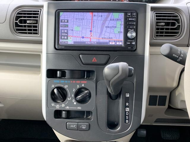 L 4WD・禁煙・夏冬タイヤ有・純正SDナビ・フルセグTV・CD・DVD・Bluetooth・ETC・アイドリングストップ・キーレス・社外14インチアルミ(23枚目)