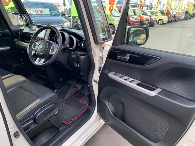 G・ターボLパッケージ 4WD・禁煙・両側電動スライドドア・クルーズコントロール・衝突被害軽減システム・シートヒーター・純正SDナビ・フルセグTV・バックカメラ・HIDオートライト(11枚目)