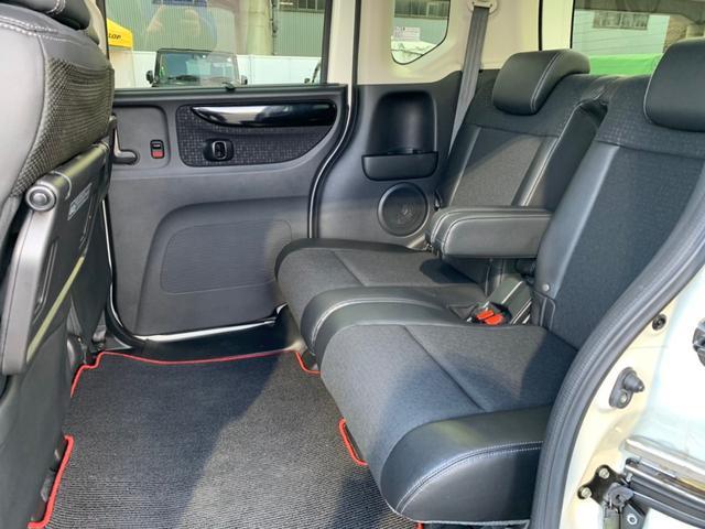 G・ターボLパッケージ 4WD・禁煙・両側電動スライドドア・クルーズコントロール・衝突被害軽減システム・シートヒーター・純正SDナビ・フルセグTV・バックカメラ・HIDオートライト(16枚目)
