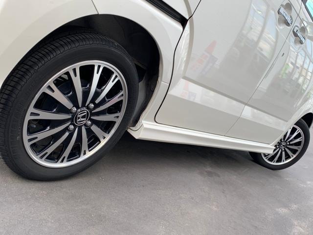G・ターボLパッケージ 4WD・禁煙・両側電動スライドドア・クルーズコントロール・衝突被害軽減システム・シートヒーター・純正SDナビ・フルセグTV・バックカメラ・HIDオートライト(30枚目)