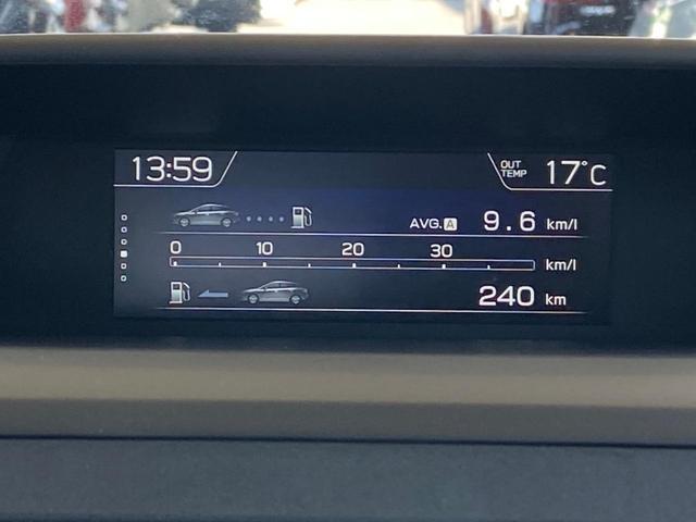 1.6i-L アイサイト 4WD・禁煙・レーダークルーズコントロール・純正メモリーナビ・フルセグTV・Bluetooth・ETC・アイドリングストップ・パワーシート・パドルシフト・LEDオートライト・純正17インチアルミ(22枚目)