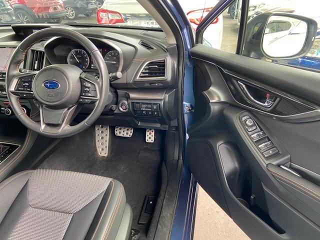 2.0i-S アイサイト 4WD・禁煙・夏冬タイヤ有・純正8インチSDナビ・フルセグTV・Bluetooth・バックカメラ・エンジンスターター・LEDオートライト・レーダークルコン・コーナーセンサー・ハーフレザーシート(14枚目)