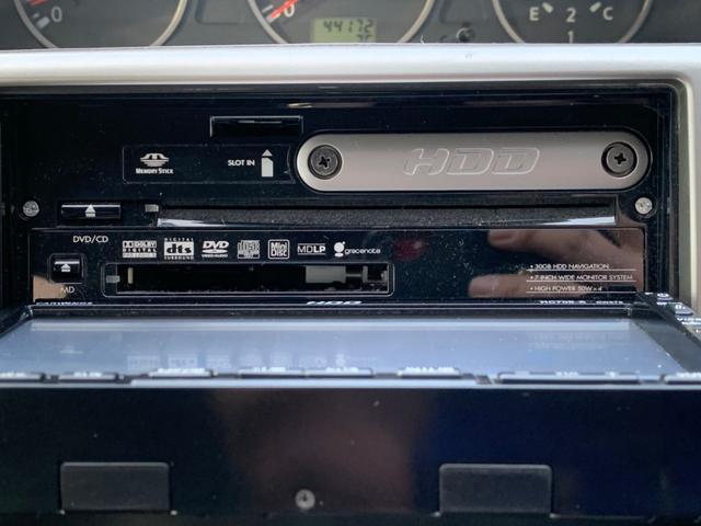 Stt 4WD・禁煙・ハイパールーフレール・撥水シート・シートヒーター・ドライブレコーダー・純正HDDナビ・CD・DVD・ミュージックサーバー・HIDヘッドライト・インテリキー(21枚目)