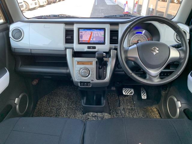Xターボ 4WD・禁煙・衝突被害軽減システム・SDナビ・地デジTV・CD・DVD・バックカメラ・ETC・アイドリングストップ・スマートキー・エンジンスターター・シートヒーター・HIDオートライト・純正アルミ(3枚目)