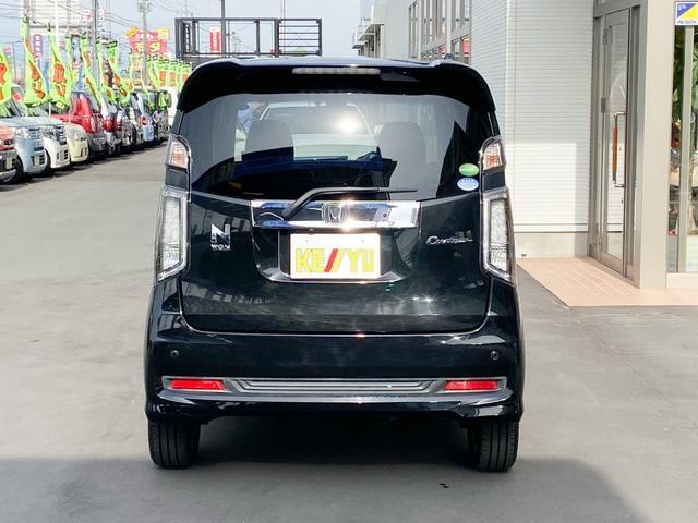 G・ターボパッケージ 4WD・禁煙・衝突被害軽減ブレーキ・ドラレコ・純正15インチアルミ・純正14インチアルミ付きスタッドレス・ハーフレザーシート・社外SDナビ・フルセグ・Bluetooth・(8枚目)