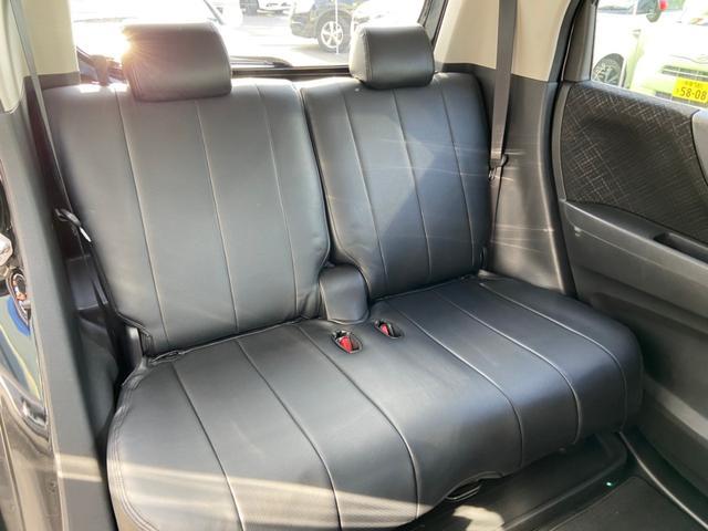 G・ターボパッケージ 4WD・禁煙・衝突被害軽減ブレーキ・ドラレコ・純正15インチアルミ・純正14インチアルミ付きスタッドレス・ハーフレザーシート・社外SDナビ・フルセグ・Bluetooth・(15枚目)