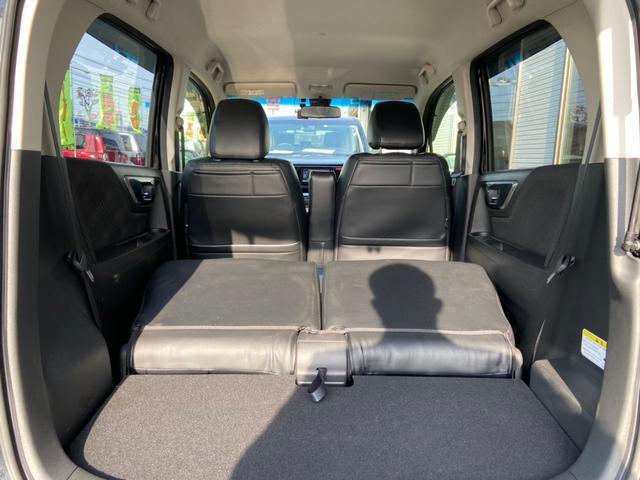 G・ターボパッケージ 4WD・禁煙・衝突被害軽減ブレーキ・ドラレコ・純正15インチアルミ・純正14インチアルミ付きスタッドレス・ハーフレザーシート・社外SDナビ・フルセグ・Bluetooth・(18枚目)