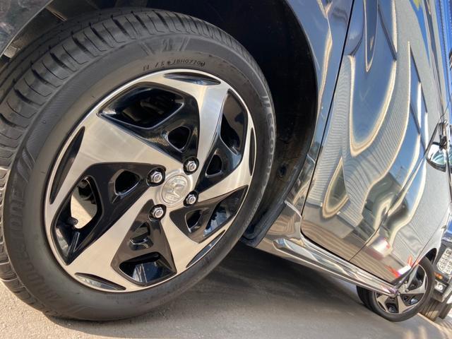 G・ターボパッケージ 4WD・禁煙・衝突被害軽減ブレーキ・ドラレコ・純正15インチアルミ・純正14インチアルミ付きスタッドレス・ハーフレザーシート・社外SDナビ・フルセグ・Bluetooth・(28枚目)