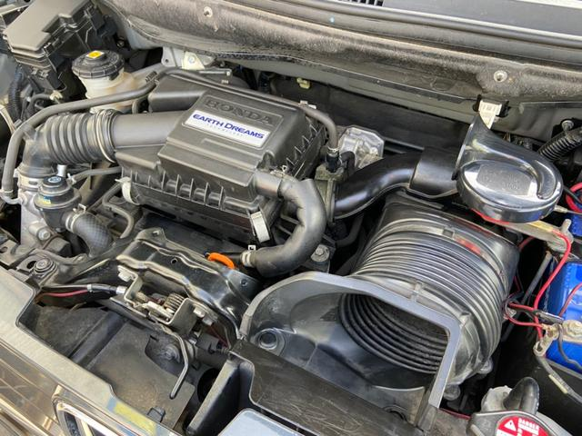 G・ターボパッケージ 4WD・禁煙・衝突被害軽減ブレーキ・ドラレコ・純正15インチアルミ・純正14インチアルミ付きスタッドレス・ハーフレザーシート・社外SDナビ・フルセグ・Bluetooth・(29枚目)
