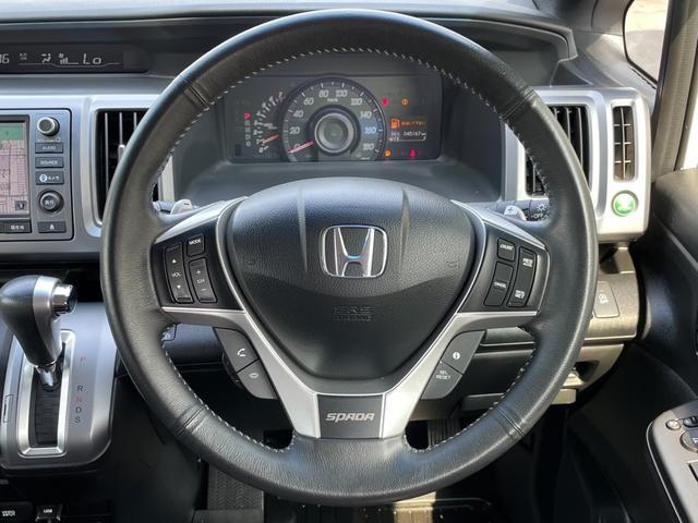 Z クールスピリット 4WD 禁煙 全方位カメラ フリップダウンモニター 純正HDDナビ フルセグTV バックカメラ ETC クルーズコントロール インテリキー ハーフレザーシート 両側電動スライド HIDヘッドライト(26枚目)