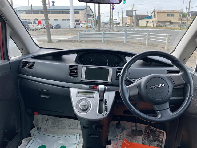 カスタム XC エディション 4WD ナビ レッド CVT AC AW 4名乗り オーディオ付 スマートキー(2枚目)