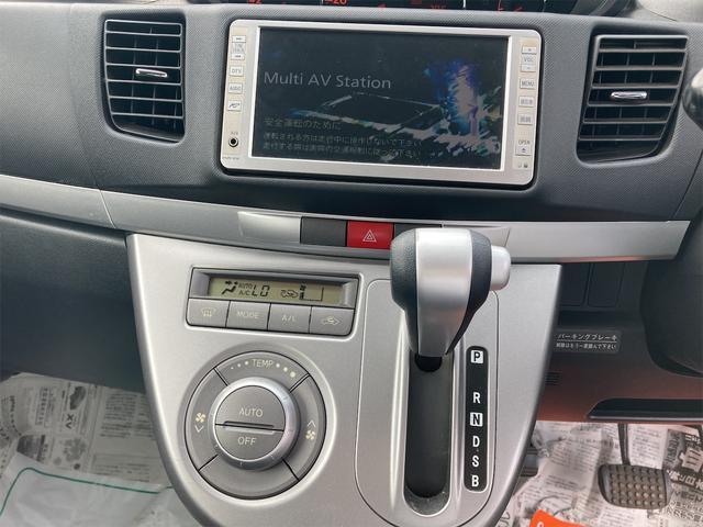 カスタム XC エディション 4WD ナビ レッド CVT AC AW 4名乗り オーディオ付 スマートキー(6枚目)