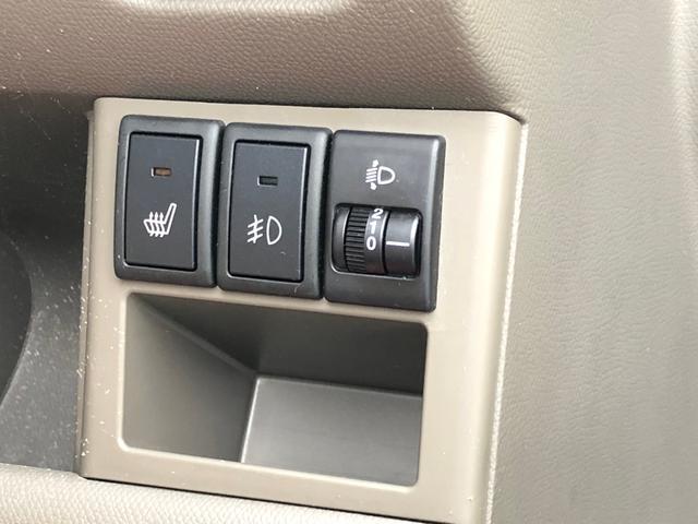 シートヒーター、ミラーヒーター装備!オプションフォグライトも装備!