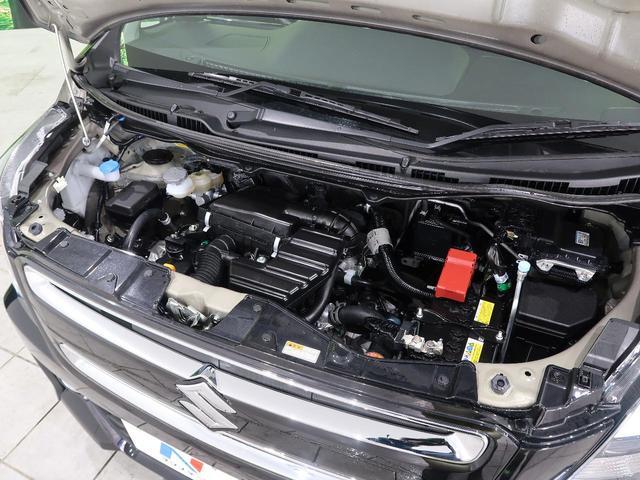 ハイブリッドX 禁煙車 4WD 衝突被害軽減装置 LEDヘッドライト LEDフロントフォグ 前席シートヒーター 純正14インチAW オートライト スマートキー アイドリングストップ 横滑り防止装置(28枚目)