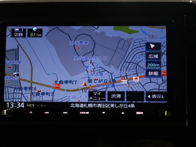 G・Lホンダセンシング 禁煙車 SDナビ 衝突軽減システム 片側電動スライドドア レーダークルーズコントロール 車線逸脱警報 LEDヘッドライト LEDフォグ フルセグTV 純正アルミホイール TRC ABS ETC(3枚目)