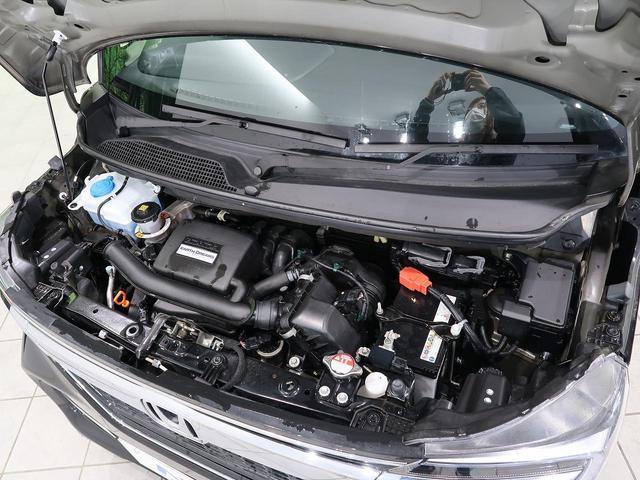 G・Lホンダセンシング 禁煙車 SDナビ 衝突軽減システム 片側電動スライドドア レーダークルーズコントロール 車線逸脱警報 LEDヘッドライト LEDフォグ フルセグTV 純正アルミホイール TRC ABS ETC(19枚目)