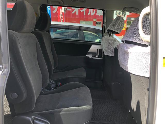 X スマートエディション 寒冷地仕様 両側電動スライドドア 7人乗り 2列目キャプテンシート プッシュスタート 後席用ヒーター HID(47枚目)