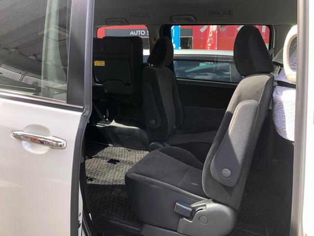 X スマートエディション 寒冷地仕様 両側電動スライドドア 7人乗り 2列目キャプテンシート プッシュスタート 後席用ヒーター HID(50枚目)