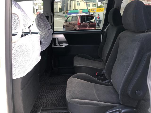 X スマートエディション 寒冷地仕様 両側電動スライドドア 7人乗り 2列目キャプテンシート プッシュスタート 後席用ヒーター HID(54枚目)