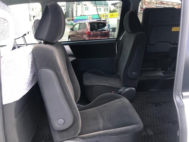 X スマートエディション 寒冷地仕様 両側電動スライドドア 7人乗り 2列目キャプテンシート プッシュスタート 後席用ヒーター HID(57枚目)