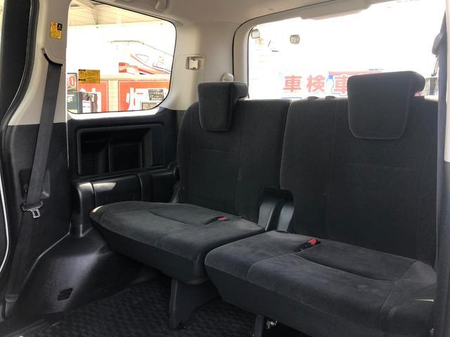 X スマートエディション 寒冷地仕様 両側電動スライドドア 7人乗り 2列目キャプテンシート プッシュスタート 後席用ヒーター HID(59枚目)