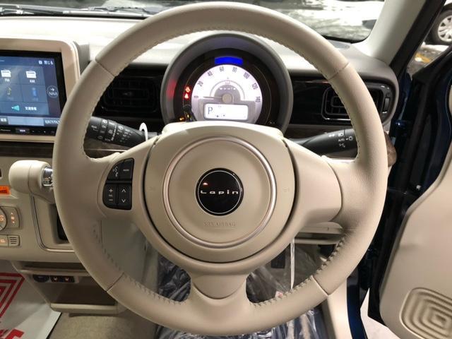 モード 4WD 届出済未使用車 スズキセーフティーサポート 純正ナビ 純正フロアマット ドアバイザー(14枚目)