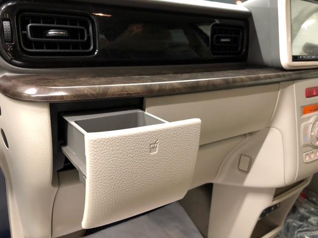 モード 4WD 届出済未使用車 スズキセーフティーサポート 純正ナビ 純正フロアマット ドアバイザー(21枚目)