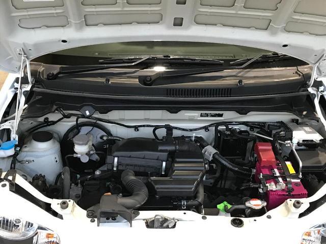 L 4WD 社外ナビ ワンセグ ETC シートヒーター アイドリングストップ 電動格納ミラー(27枚目)
