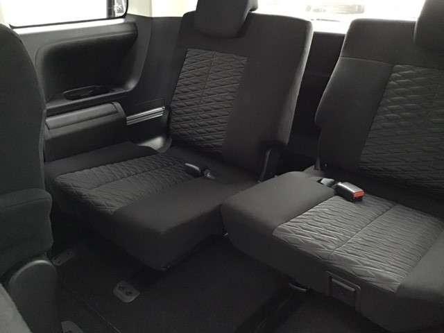 P クリーンディーゼル車 運転席パワーシート 助手席側電動サイドステップ 禁煙車 7人乗りウォークスルー(14枚目)